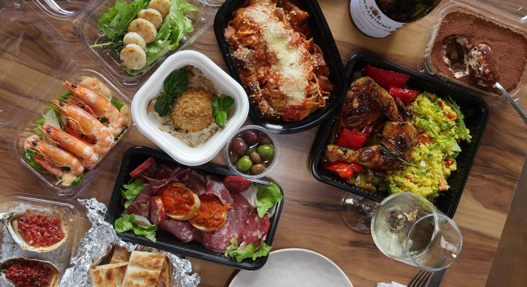 food delivery Brisbane