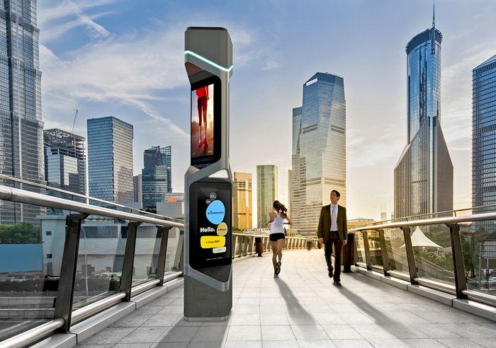 Growing Market for Digital Signage
