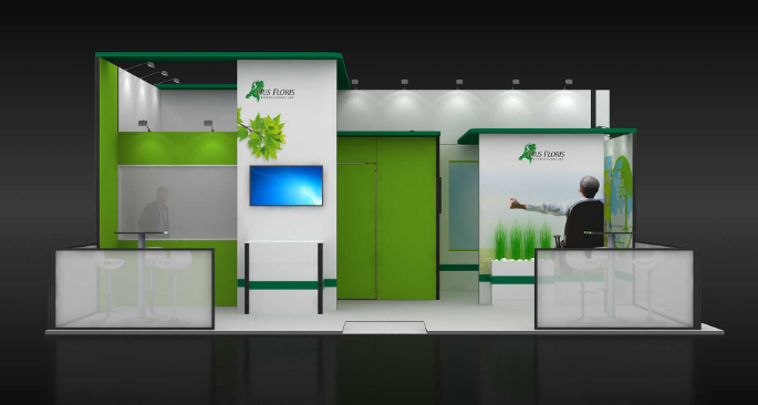 How the Display Stand in an Exhibition Conveys the Brand's Message